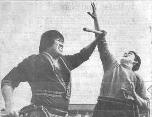 professor presas and wd 1982